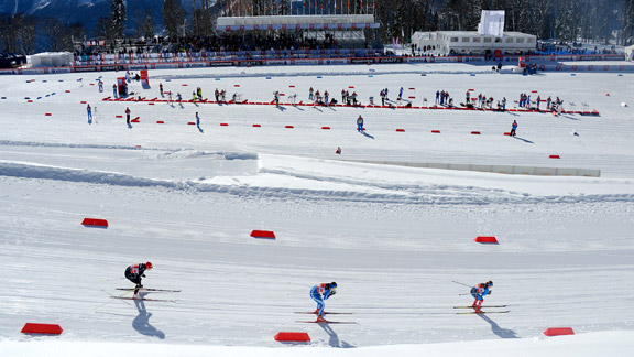 Laura Cross Country and Biathlon Center