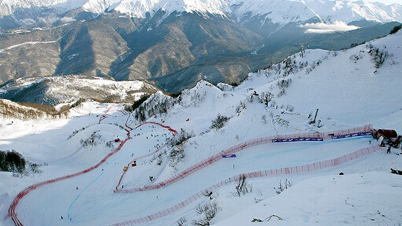 Sochi/Alpine Course