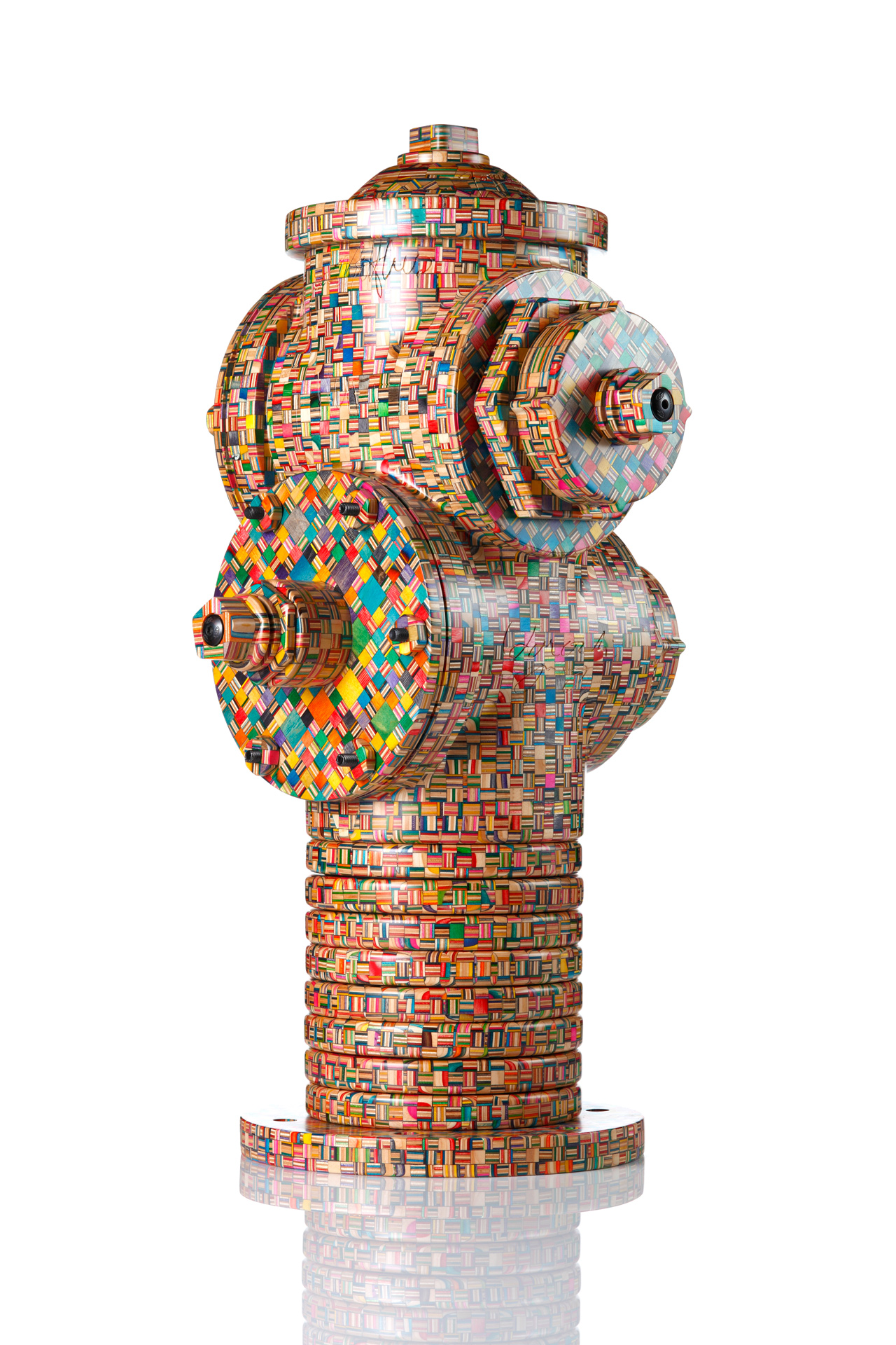 L.A. Fire Hydrant (Keith Hufnagel)