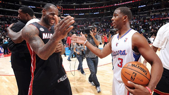 5-on-5: Playing the odds -- Clippers vs. Heat
