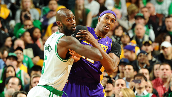 Kevin Garnett, Dwight Howard