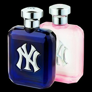 New York Yankees fragrance