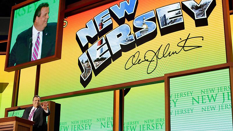 New York versus New Jersey