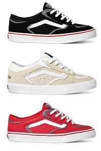 2061a86af4a Vans re-releases the coveted  ROWLEY  PRO for pro skater Geoff Rowley