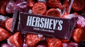 Hershey's kiss