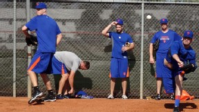 Zack Wheeler and Matt Harvey