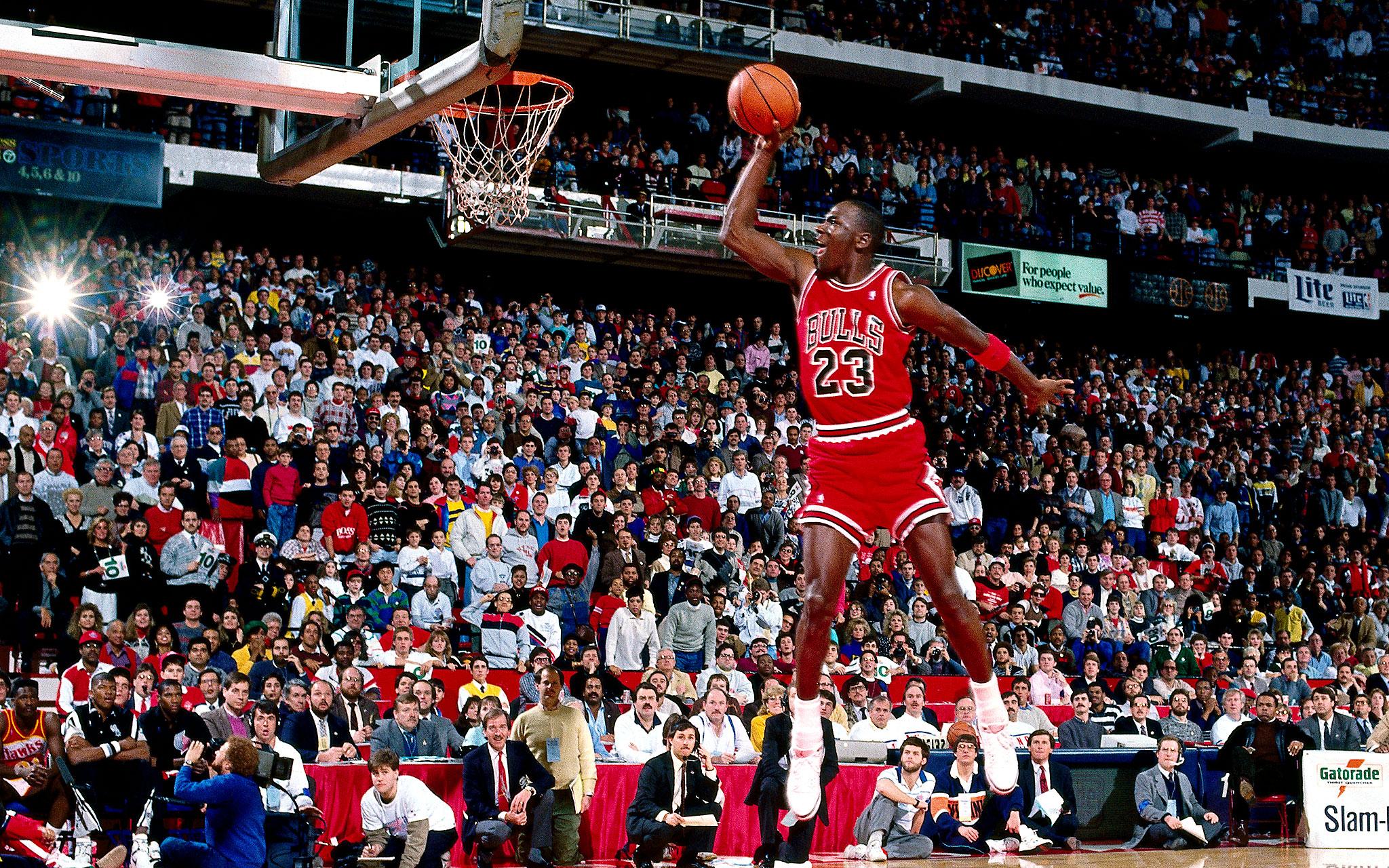 online retailer 65ac1 7e54f 23 - Michael Jordan 50 Greatest Moments - ESPN