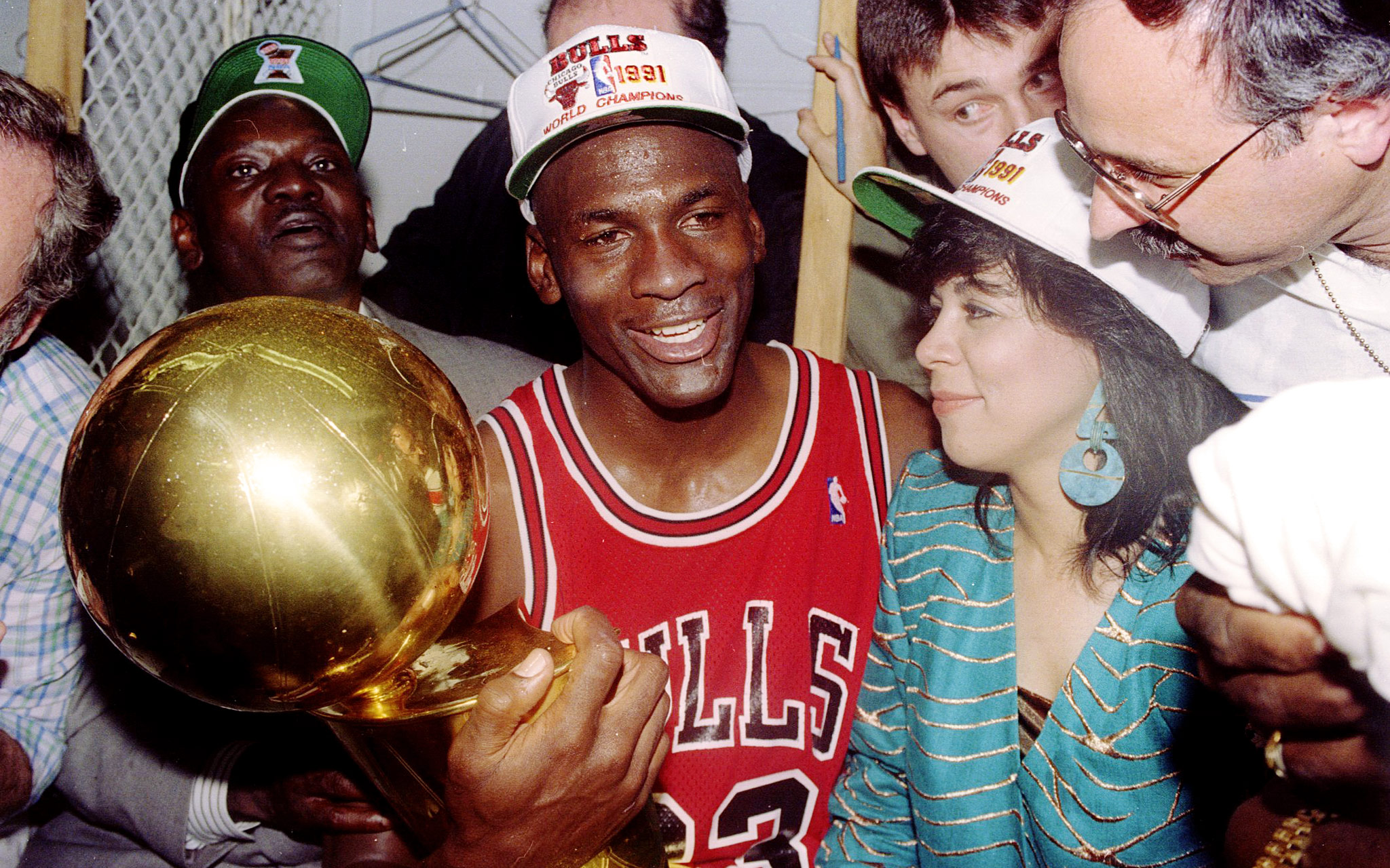 46. Sportsman Of Year - Michael Jordan 50 Greatest Moments ...