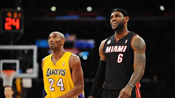 Kobe/LeBron
