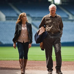 Clint Eastwood Amy Adams Trouble with the Curve
