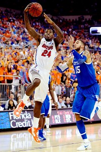 Florida's Casey Prather