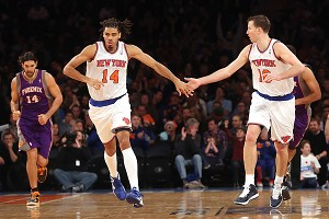 Chris Copeland and Steve Novak