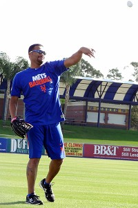 Listening to Mets, Santana says WBC unlikely