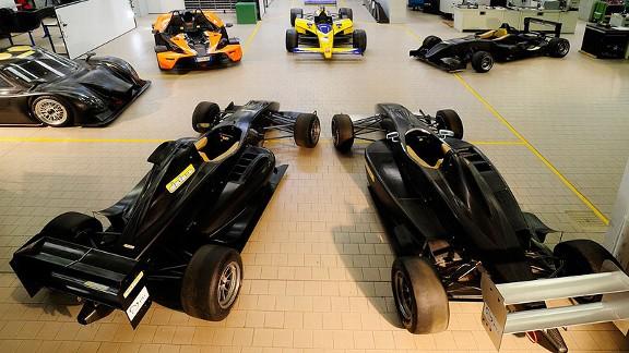Dallara Cars