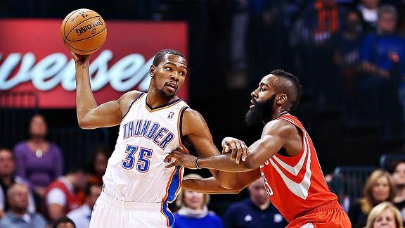 Harden/Durant