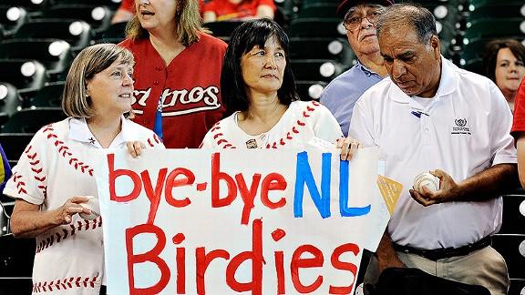 Astros Fans