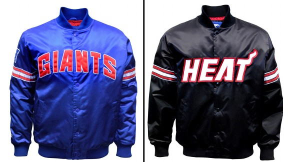 OT - 80s/90s Starter jackets are back - RealGM