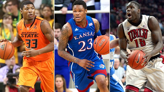 Marcus Smart/Ben McLemore/Anthony Bennett