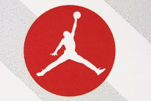 The Air Jordan logo