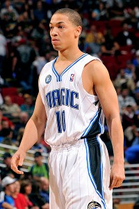 Tyronn Lue of the Orlando Magic