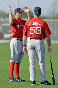 Alfredo Aceves and John Farrell