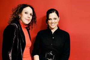 Branded directors Heidi Ewing and Rachel Grady.