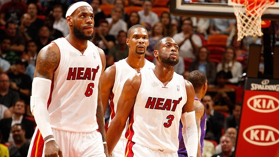 5-on-5: The sizzling state of the Miami Heat