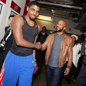 Kyrie Irving, Common