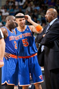 Raymond Felton and Jason Kidd