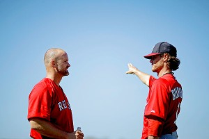 David Ross, Clay Buchholz