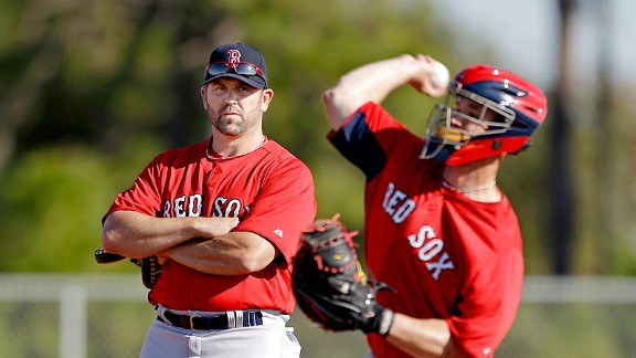 Jason Varitek