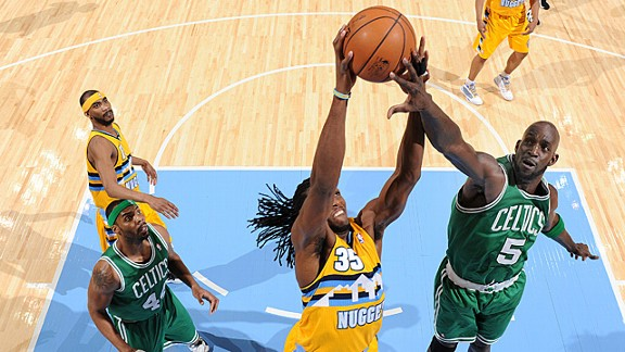 I figured every rebound added a day to my mother's life, Kenneth Faried says.