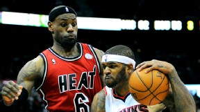 Josh Smith, LeBron James
