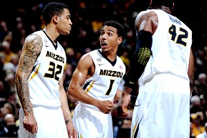 Missouri's Phil Pressey