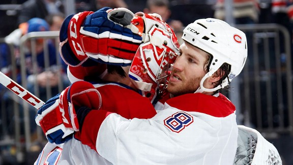 Brandon Prust, Carey Price