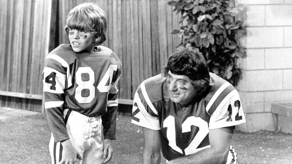 Joe Namath on The Brady Bunch