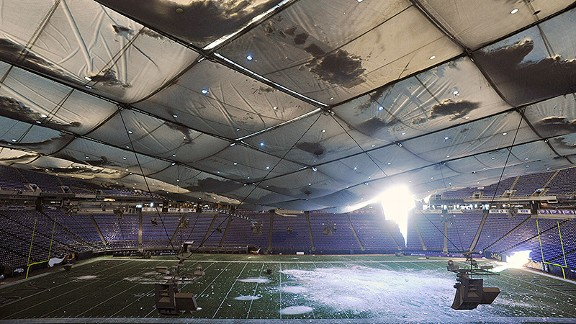 Inside Slant: Metrodome's quirky legacy
