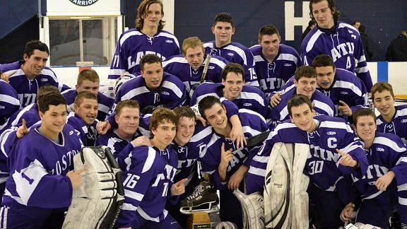 Boston Latin hockey