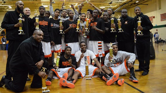 Brighton basketball wins City Championship