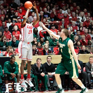 Tony Snell and Pierce Hornung