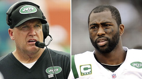 Rex Ryan, Darrelle Revis