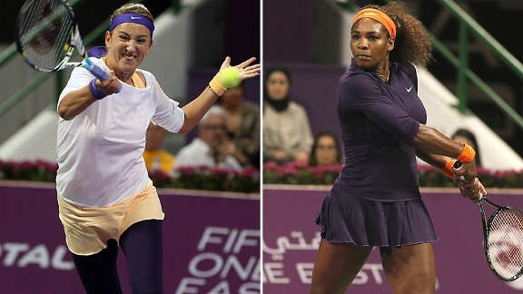 Victoria Azarenka/Serena Williams