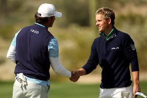 Scott Piercy, Luke Donald