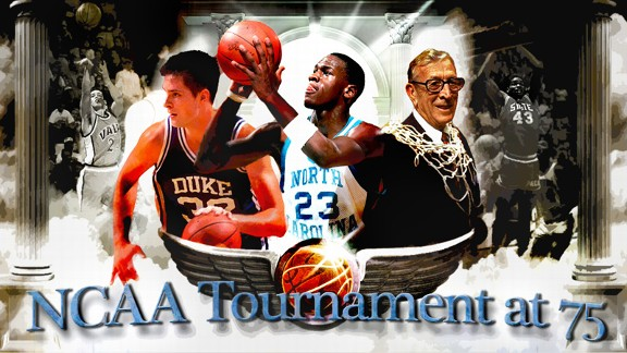 NCAA Tournament at 75