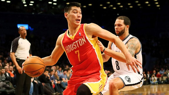 Jeremy Lin, Deron Williams