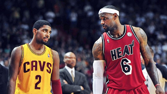Steve Mitchell/USA TODAY Sports LeBron can become a free agent in 2014