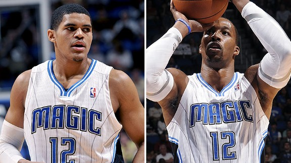Tobias Harris/Dwight Howard