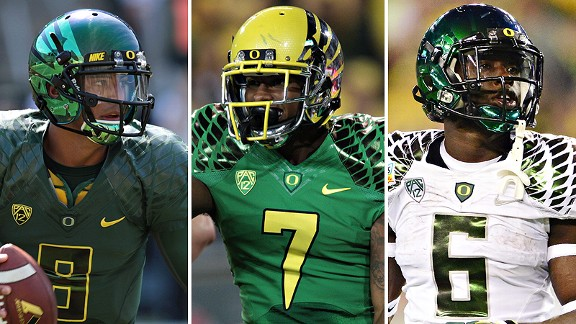 Oregon Uniforms
