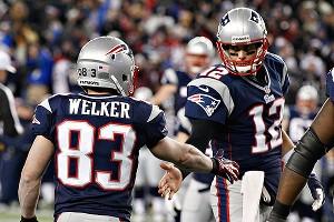 Brady and Welker