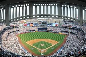 Yankee Stadium Estrella de la Muerte